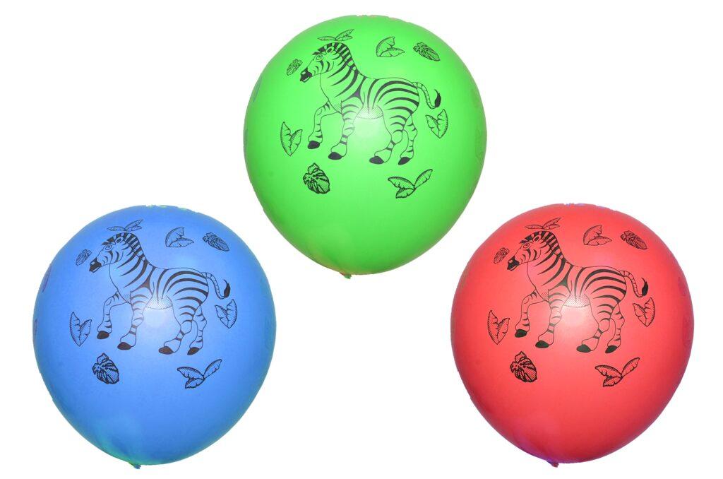 Balonek nafukovací - Zvíře 10 ks / 12 / 886117