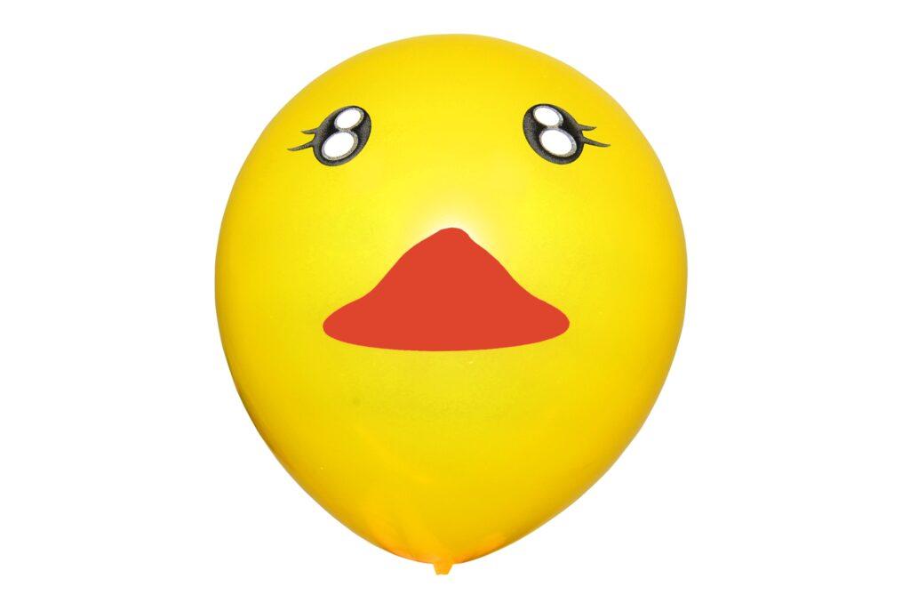 Balonek nafukovací 10 ks / 10 / 886101
