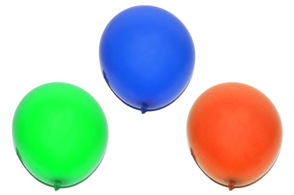 Balonek nafukovací 10 ks / 10 / 886102