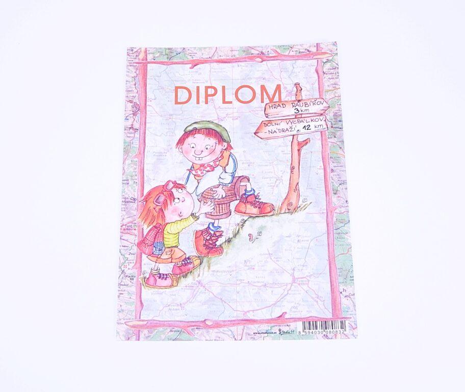 Diplom A5 Táborníci