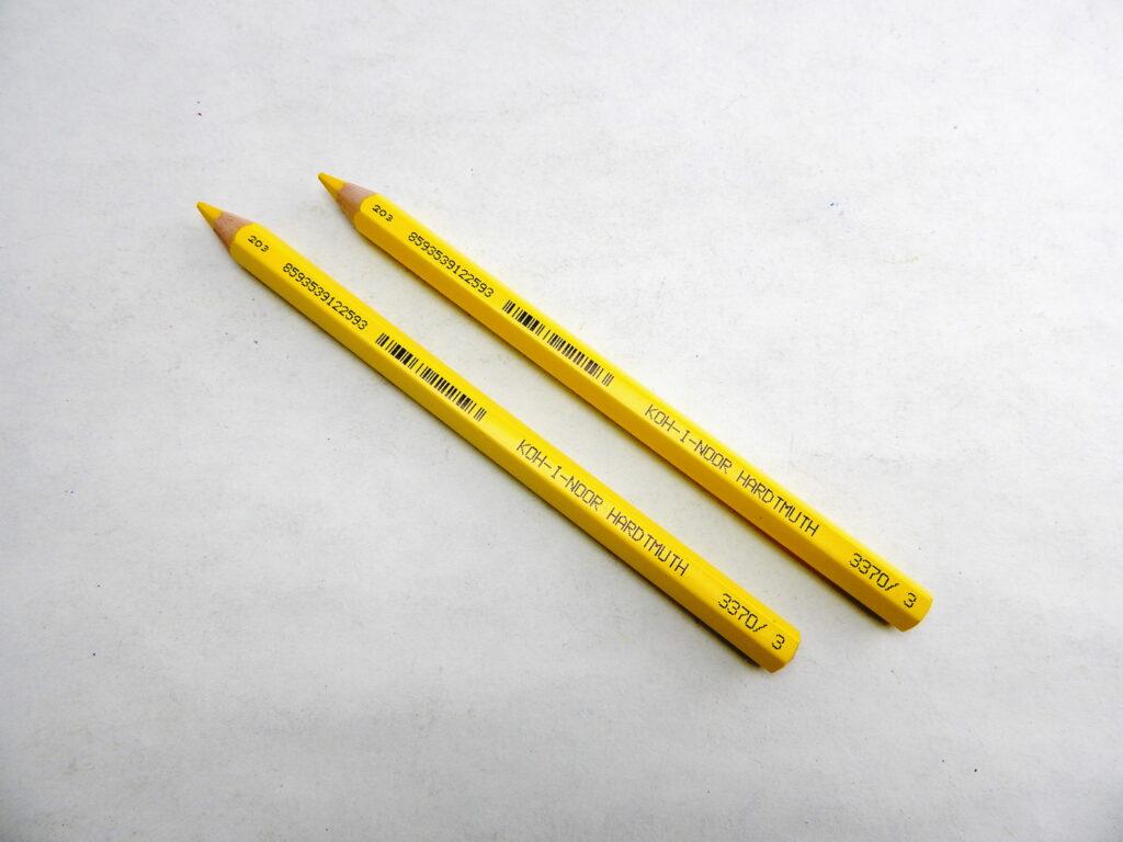 Pastelka 3370/3 žlutá OK10