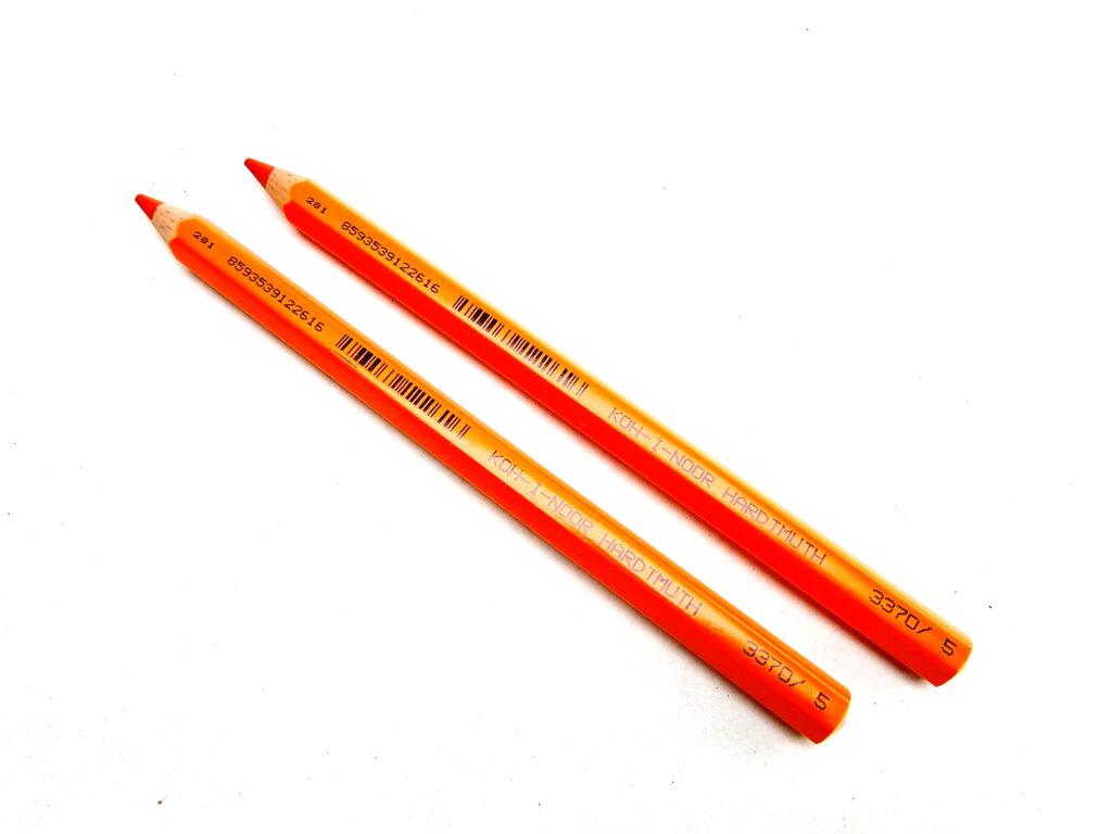 Pastelka 3370/5 oranžová OK10