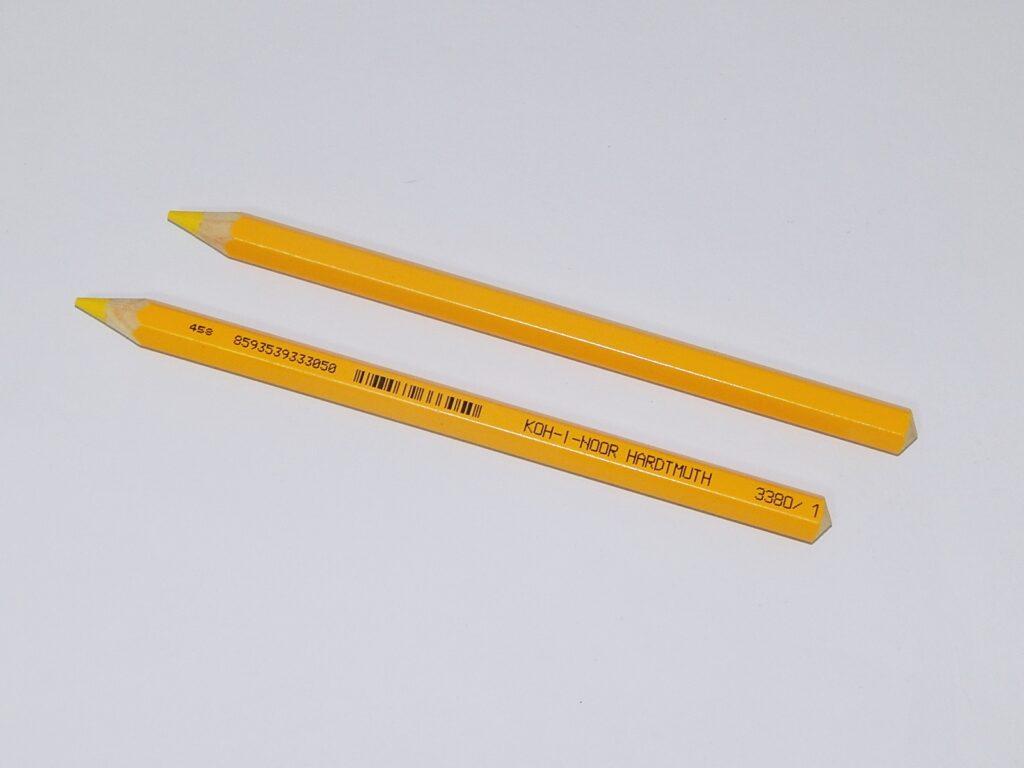 Pastelka 3380/1 žlutá OK 10