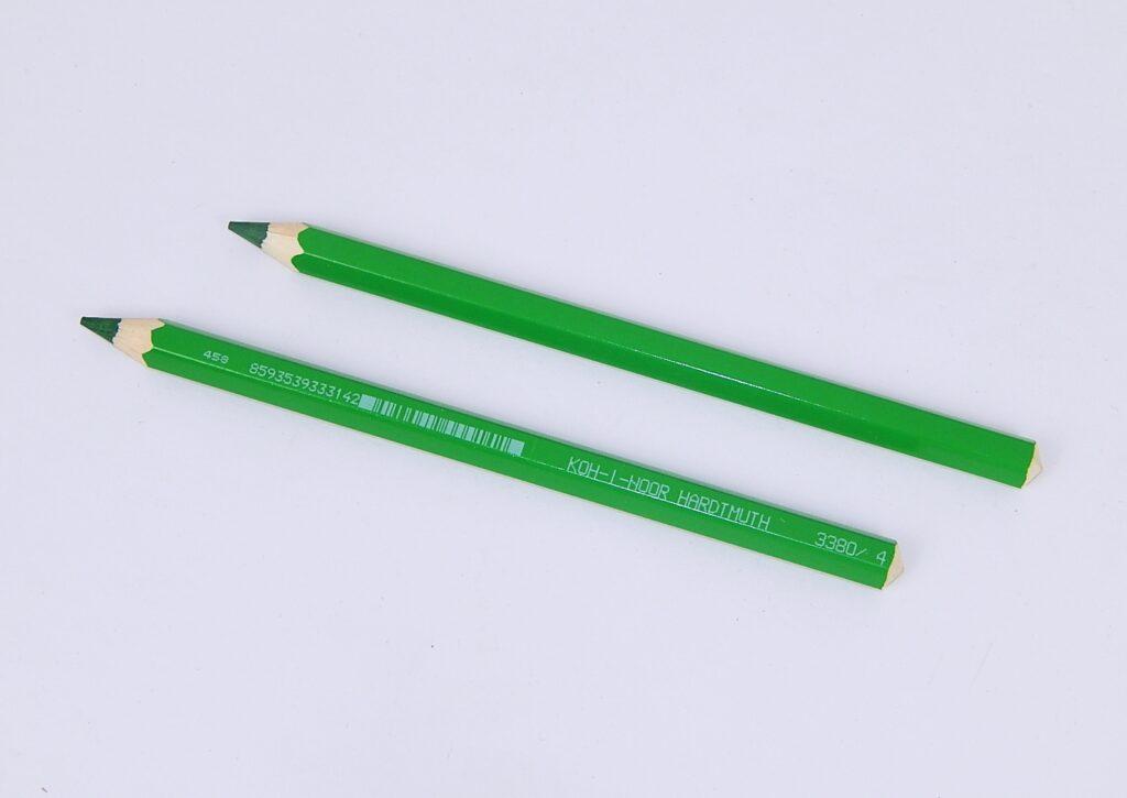 Pastelka 3380/4 zelená světlá OK 10