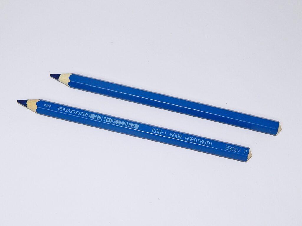 Pastelka 3380/7 modrá tmavá OK 10