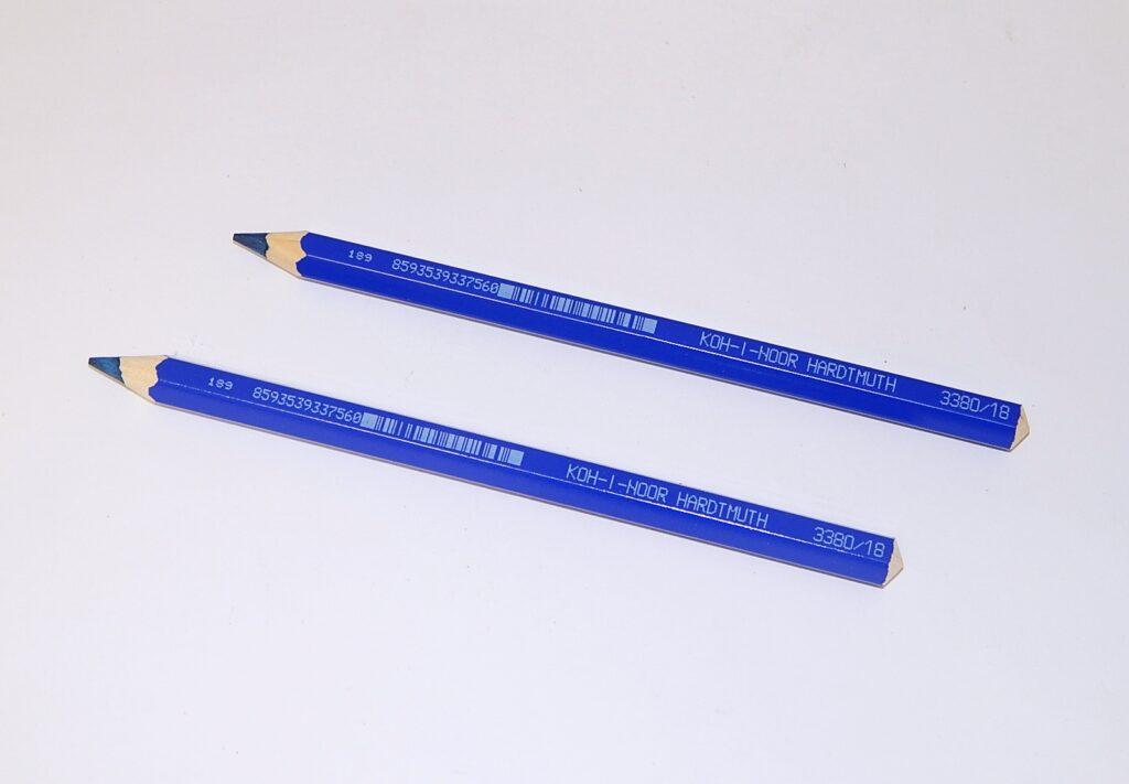 Pastelka 3380/18 modrá ledová OK 10