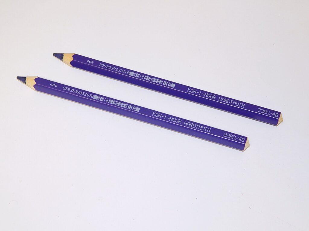 Pastelka 3380/48 fialová tmavá OK 10