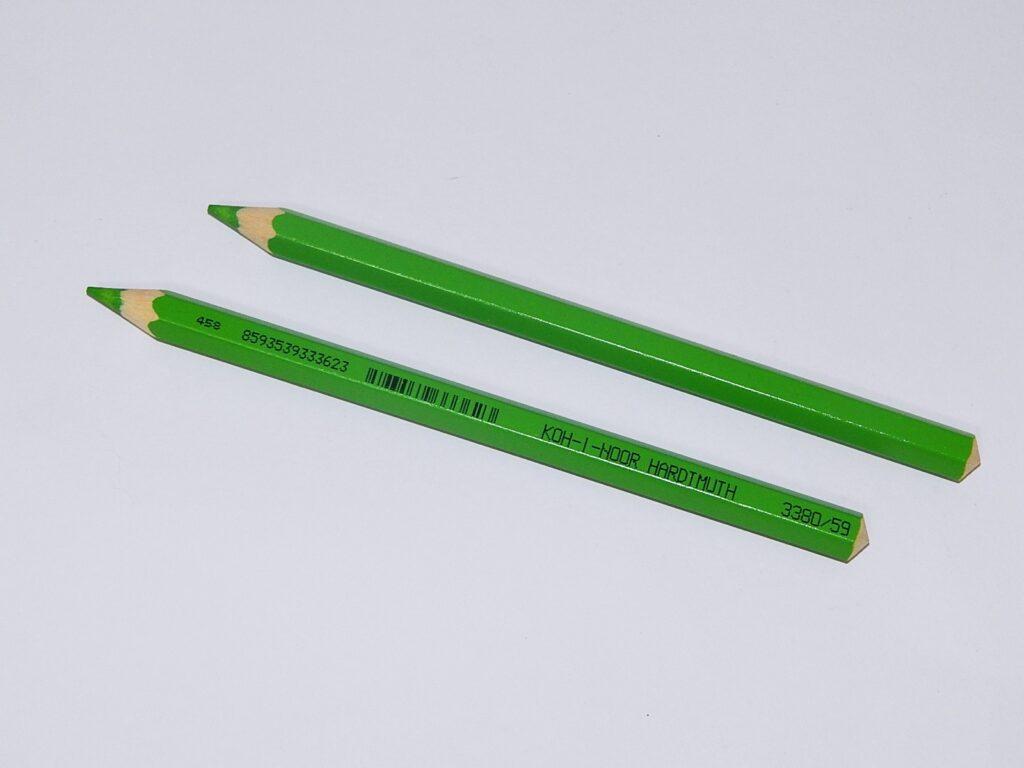 Pastelka 3380/59 zelená žlutavá OK 10
