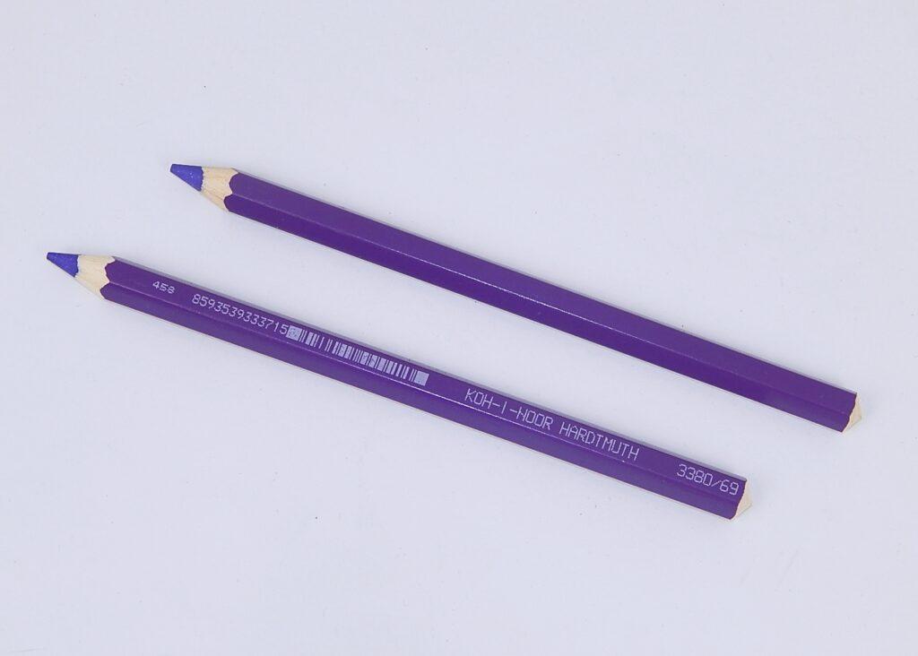Pastelka 3380/69 fialová světlá OK 10