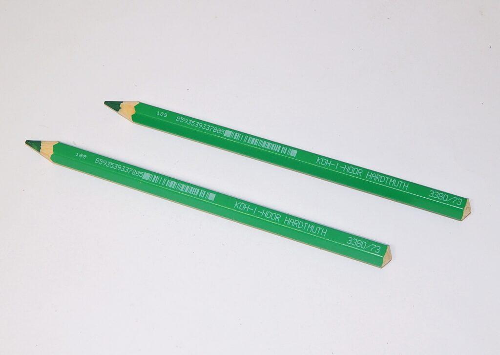Pastelka 3380/73 zelená luční  OK 10