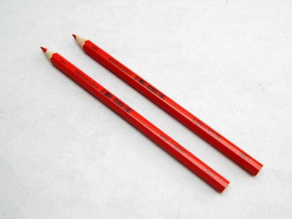 Tužka 3421 červená