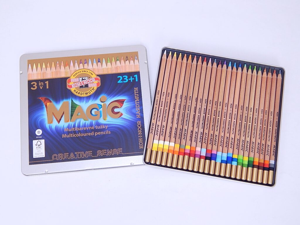souprava tužek barevných MAGIC 3444 N