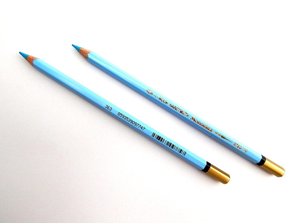 Pastelka 3720/15 ledová modř akvarelová