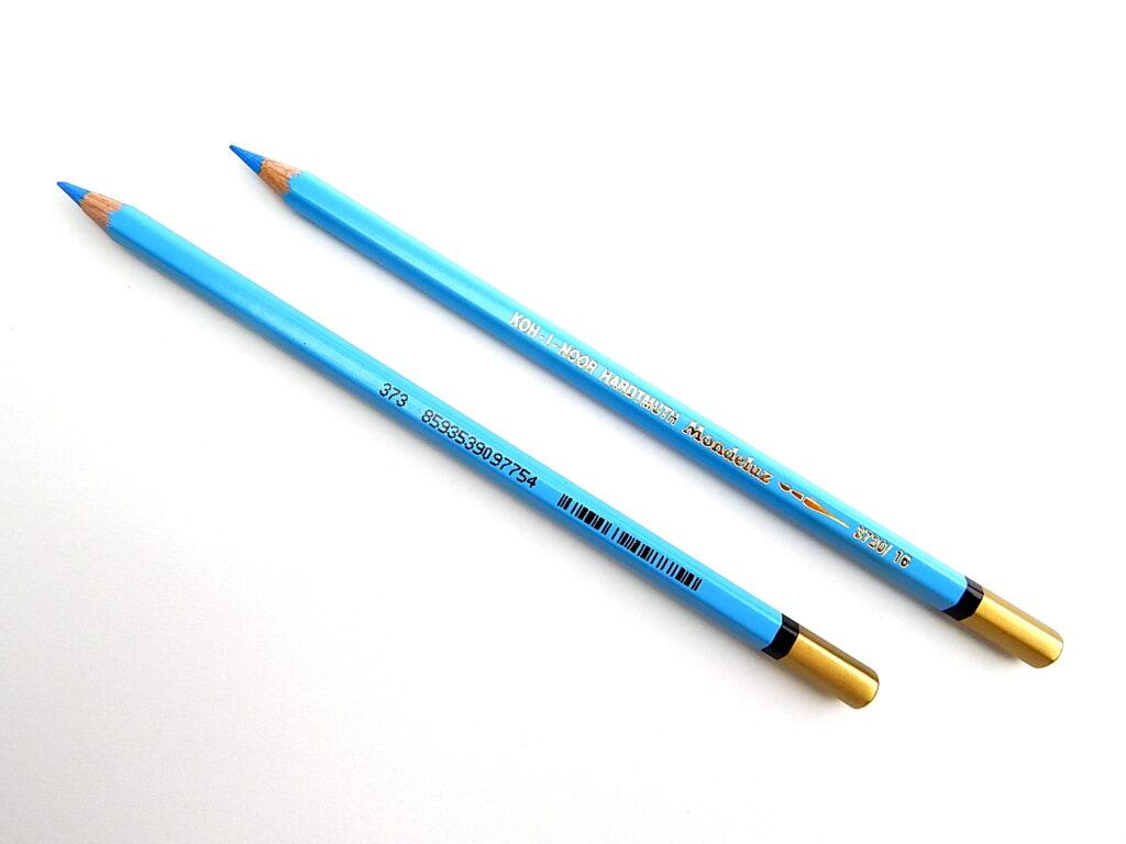 Pastelka 3720/16 blankytná modř akvarelo