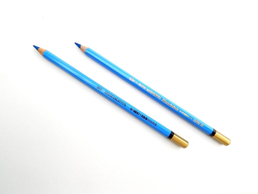 Pastelka 3720/18 sv.modř akvarelová OK7