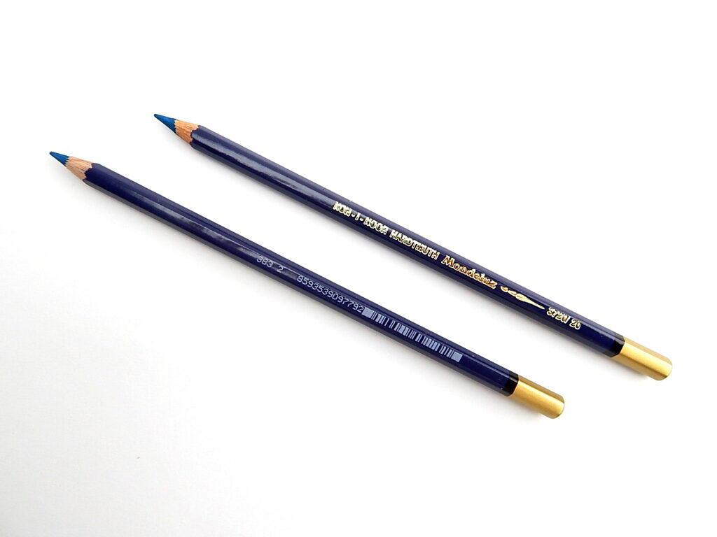Pastelka 3720/20 modř pruská akvarelová