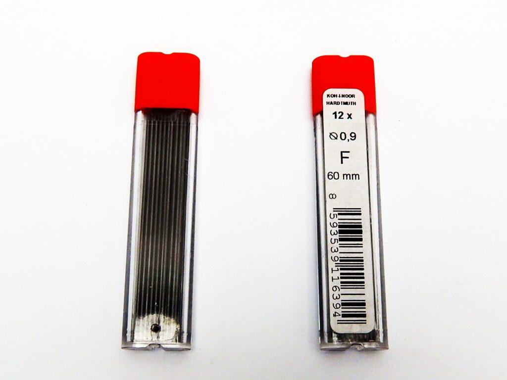 Tuhy 4172 F pr.0,9mm grafitové polymerní