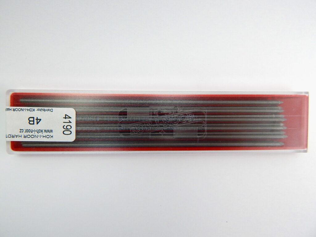 Tuhy 4190 4B pr.2mm graf.technické