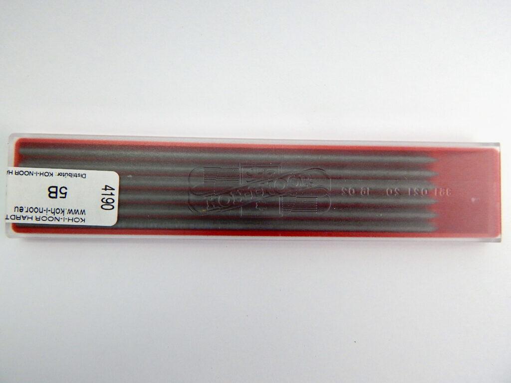 Tuhy 4190 5B pr.2 mm graf.technické