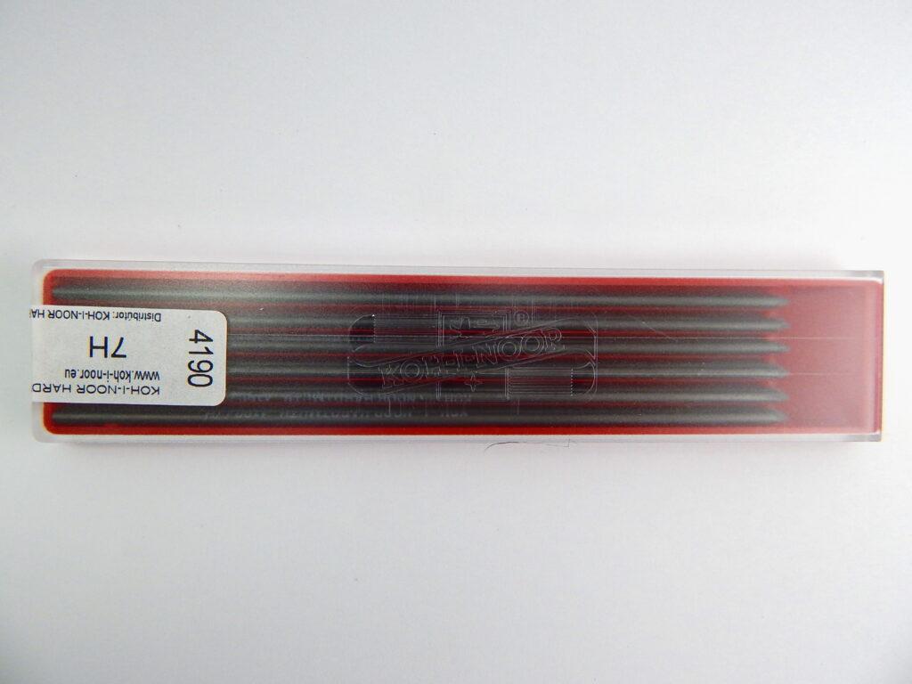 Tuhy 4190 7H pr.2mm graf.technická