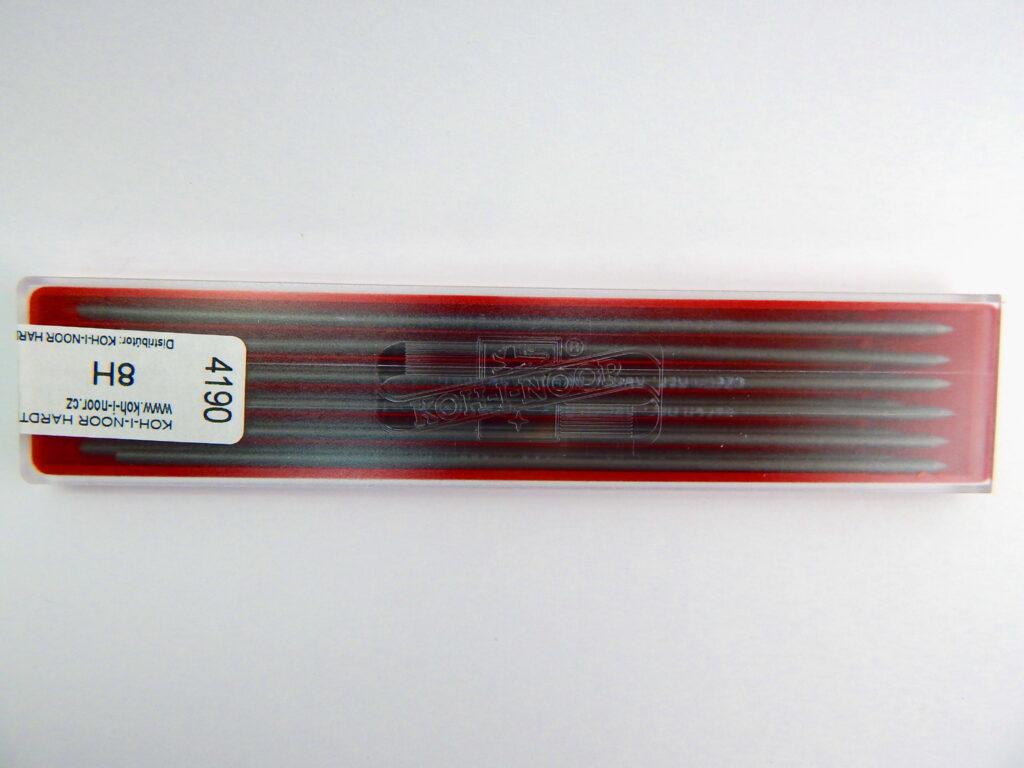 Tuhy 4190 8H pr.2mm graf.technická