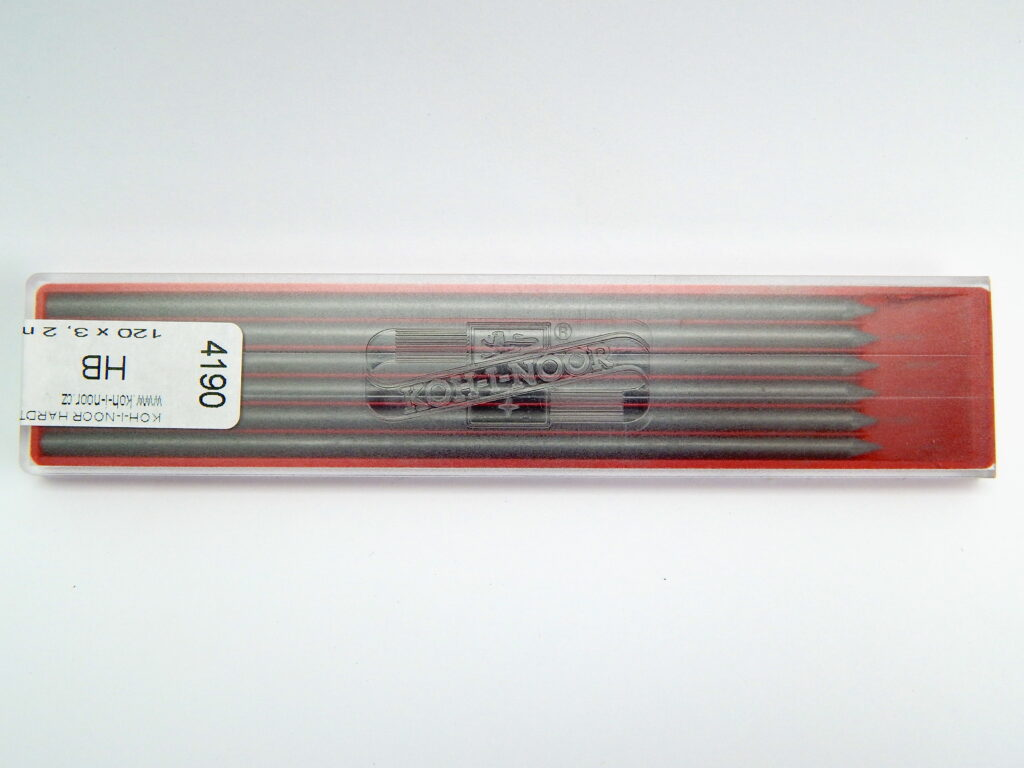 Tuhy 4190 HB pr.3,2mm graf.technické