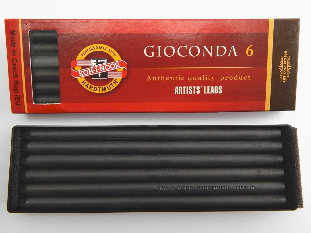 Tuhy 4865 4B pr.5,6mm grafitové