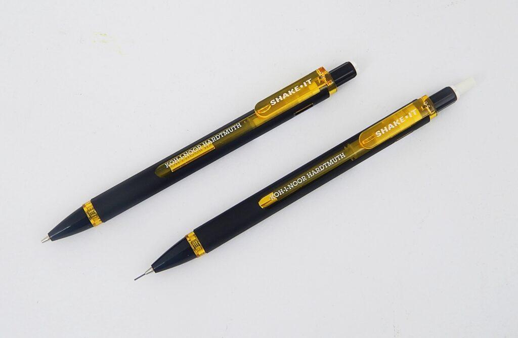 tužka mechanická 0,5 5037 SHAKER žlutá