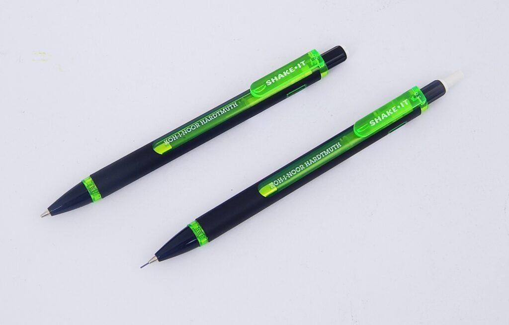 tužka mechanická 0,5 5037 SHAKER zelená