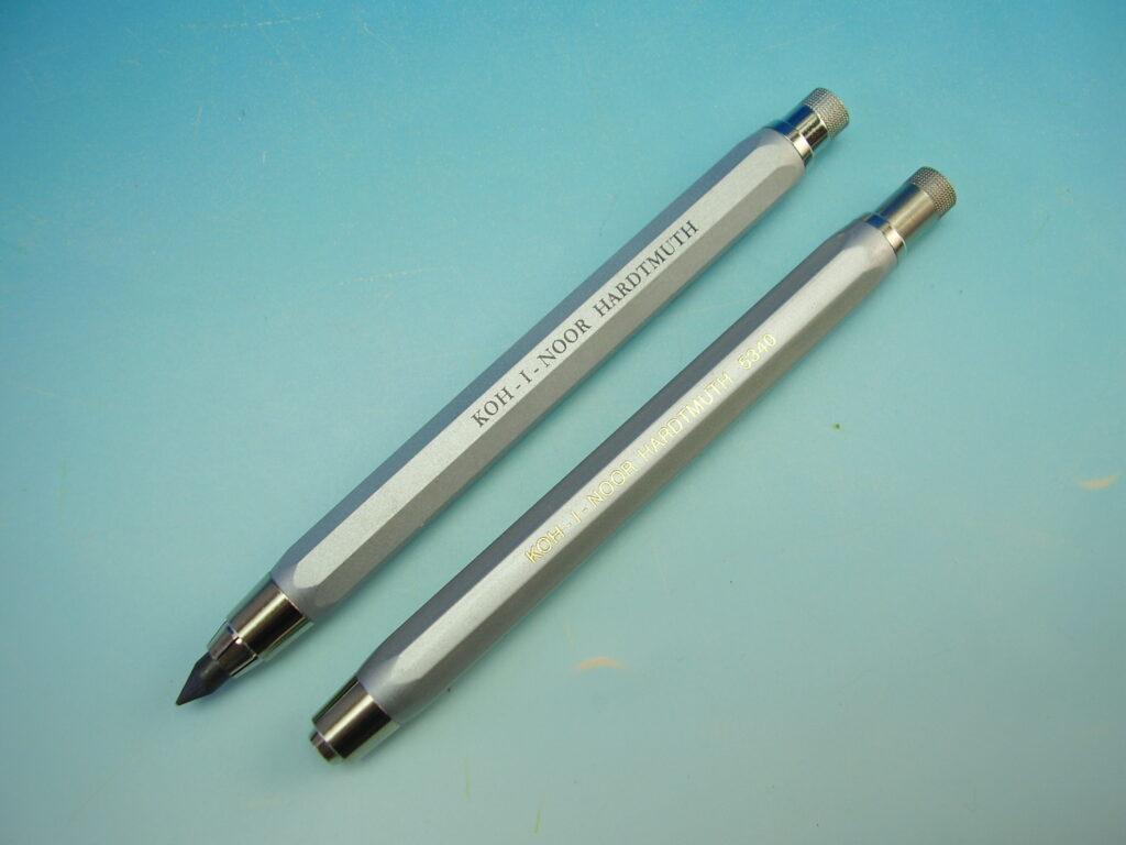 Tužka 5340/N10 mechanická padací 5.6   stříbrná