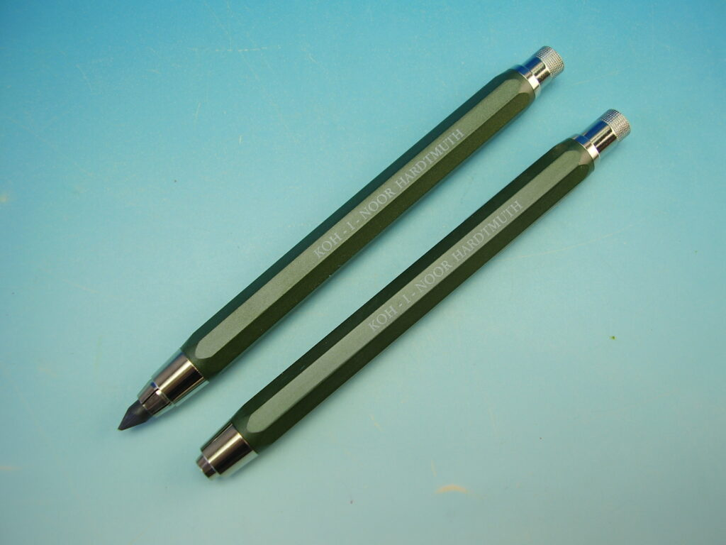 Tužka 5340/N10 mechanická padací 5.6   zelená