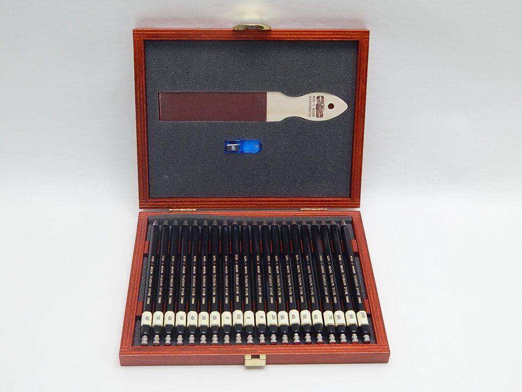 souprava tužek mechanických 2,0 5900 černých