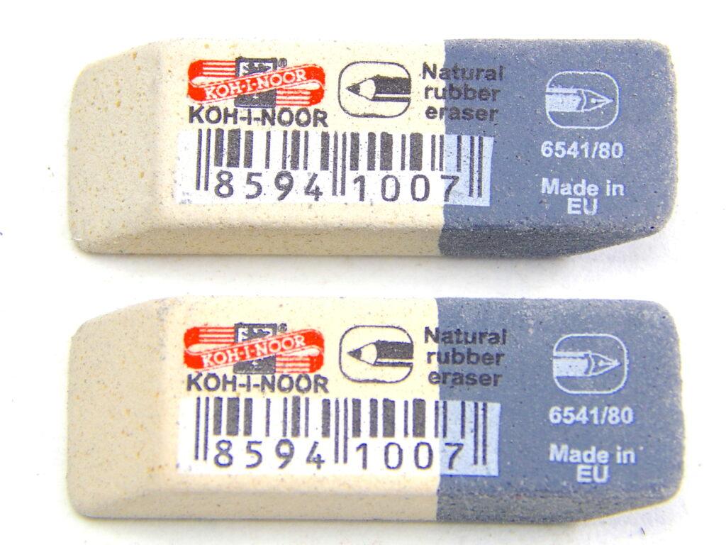 Pryž 6541/80 šedo-bílá kombinovaná