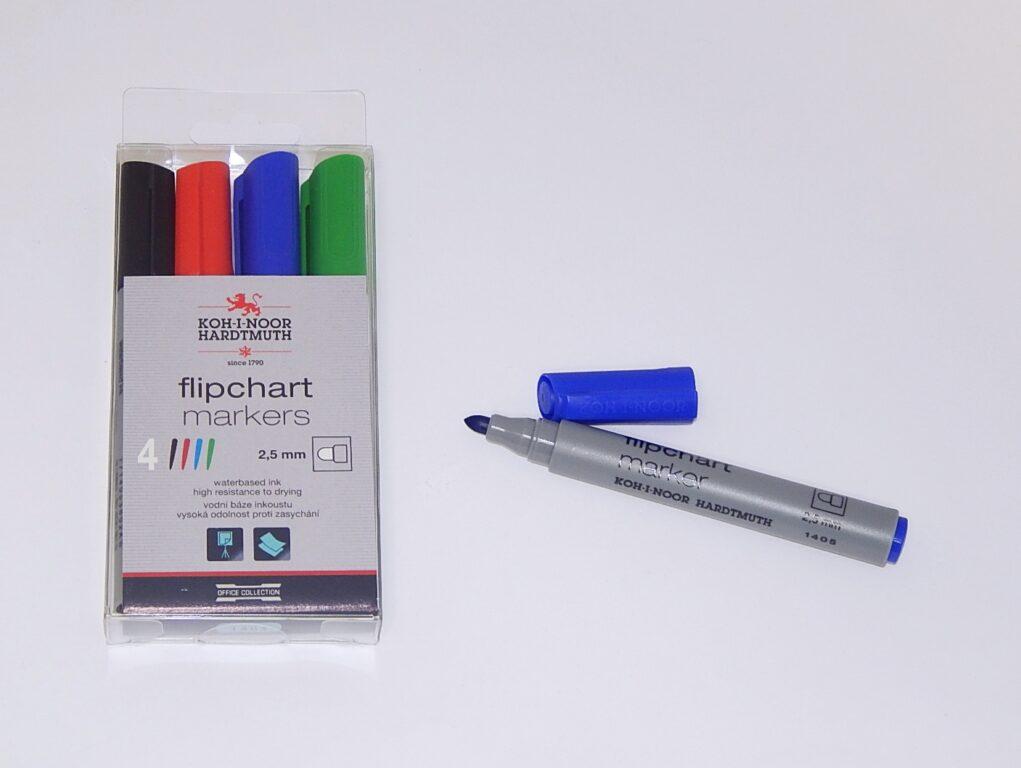 souprava popisovačů flipchart 1405
