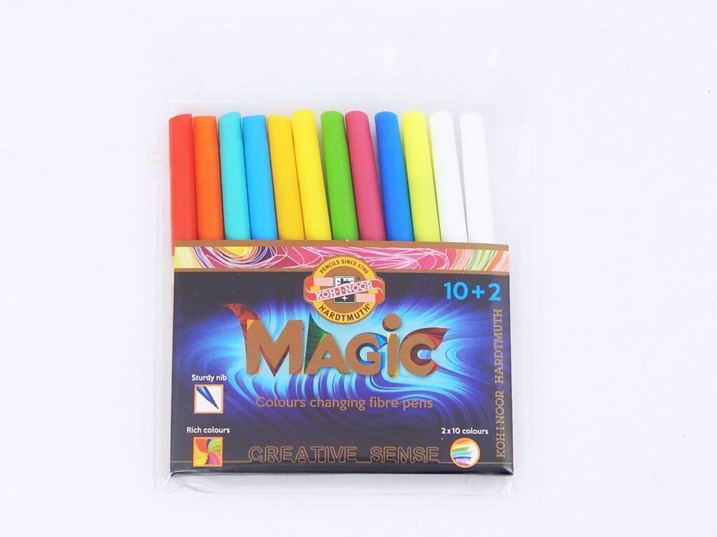 souprava 1612 přebarvitelných popisovačů Magic 10+2