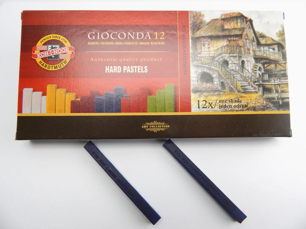 Křídy 8100/110 olejové GIOCONDA