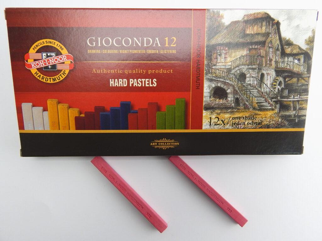 Křídy 8100/122 olejové GIOCONDA