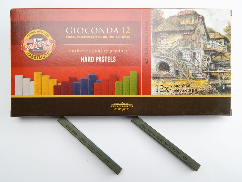 Křídy 8100/126 olejové GIOCONDA