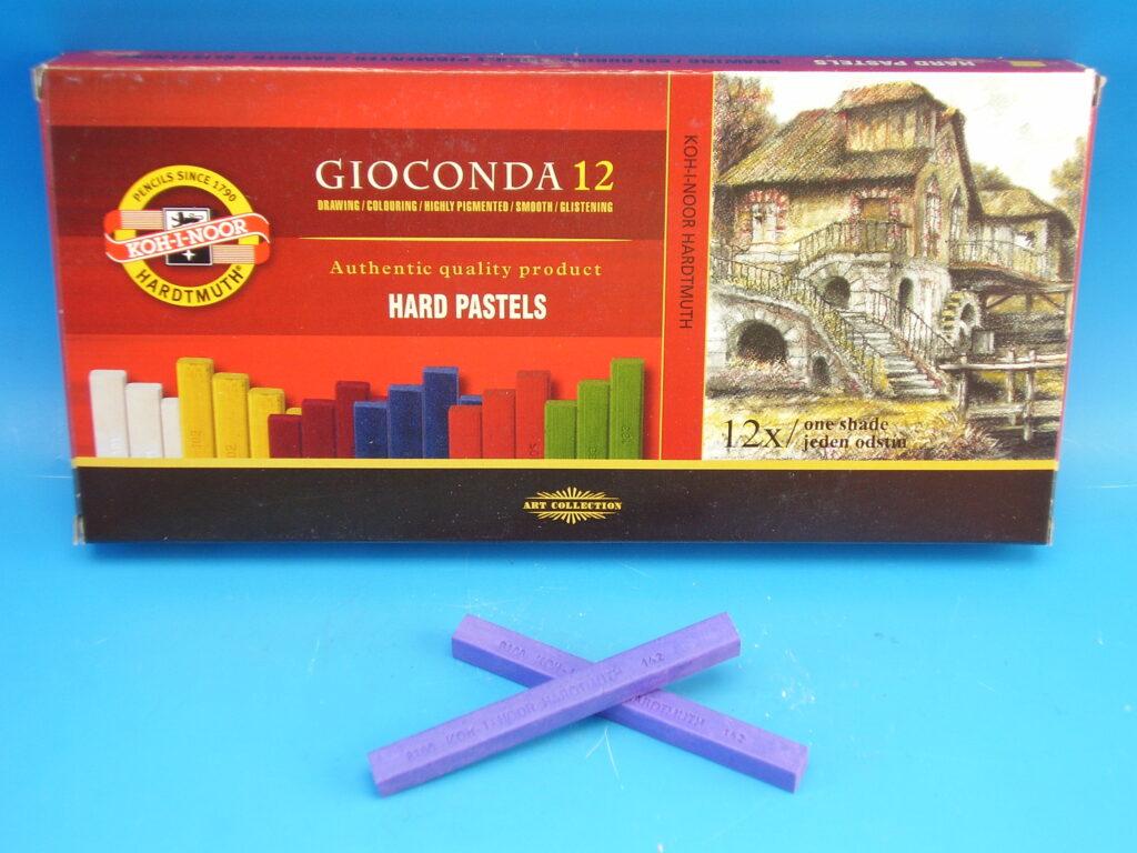 Křídy 8100/142 olejové GIOCONDA