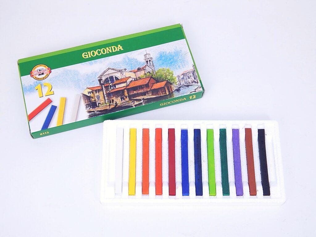 Křídy 8112/12 olejové GIOCONDA
