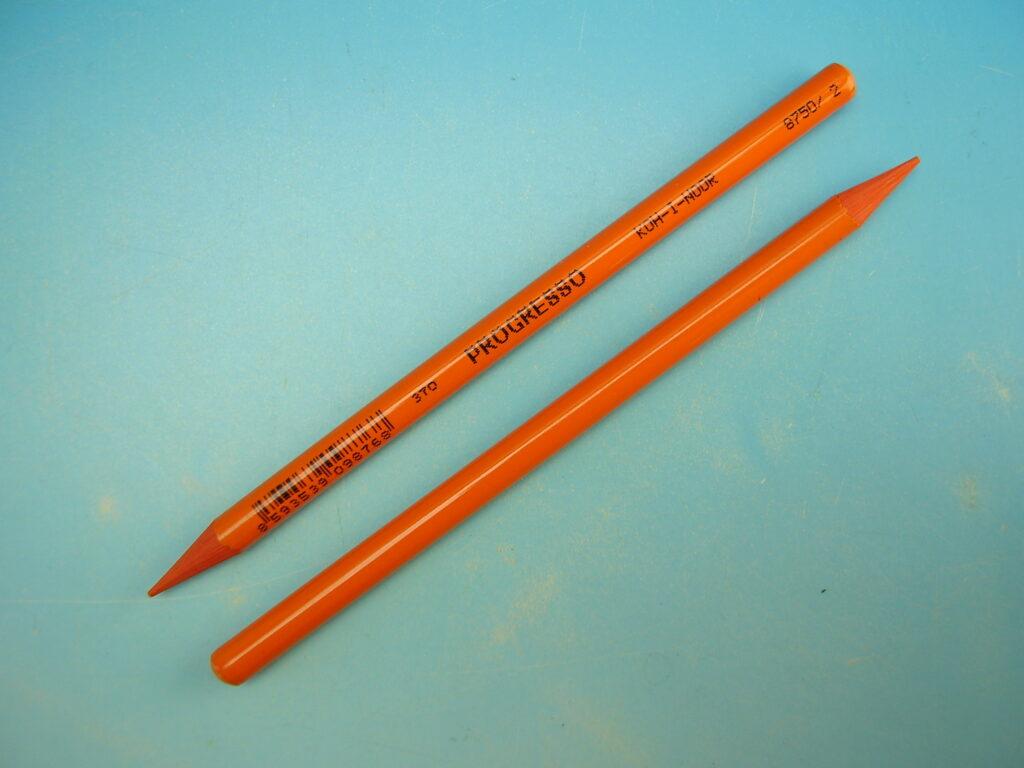 Tužka 8750/002 oranžová PROGRESSO