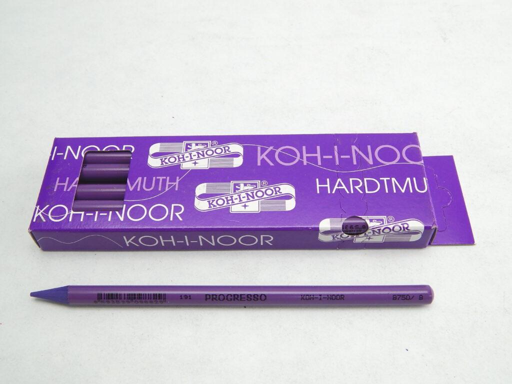 Tužka 8750/008 fialová PROGRESSO
