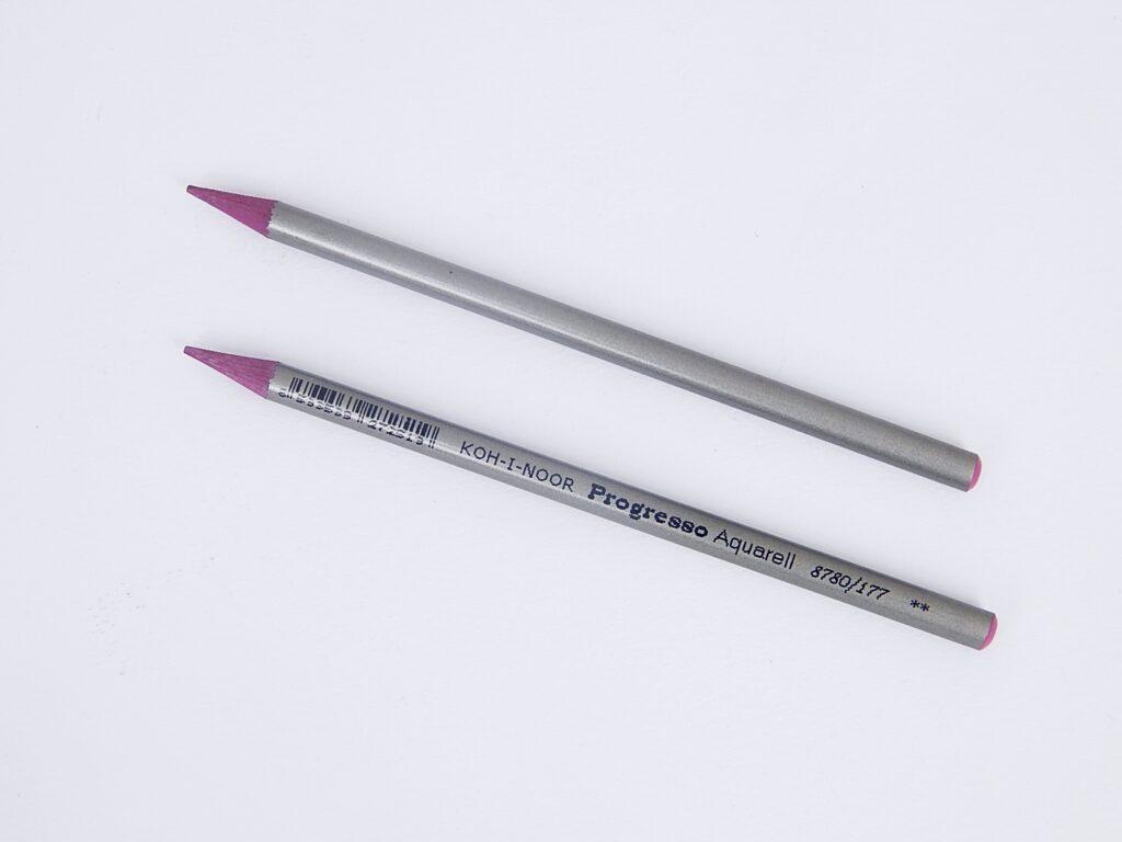 Umělecké akvarelové progresso 8780/177 fialová šeříková