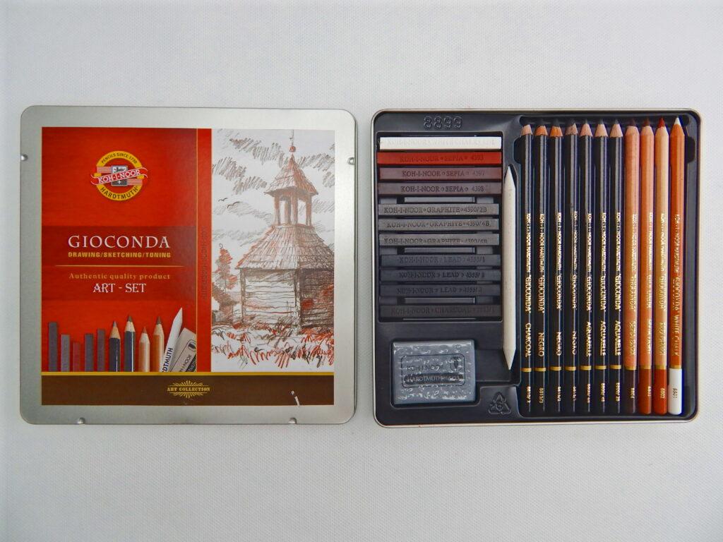 Kazeta 8899 GIOCONDA kreslířská