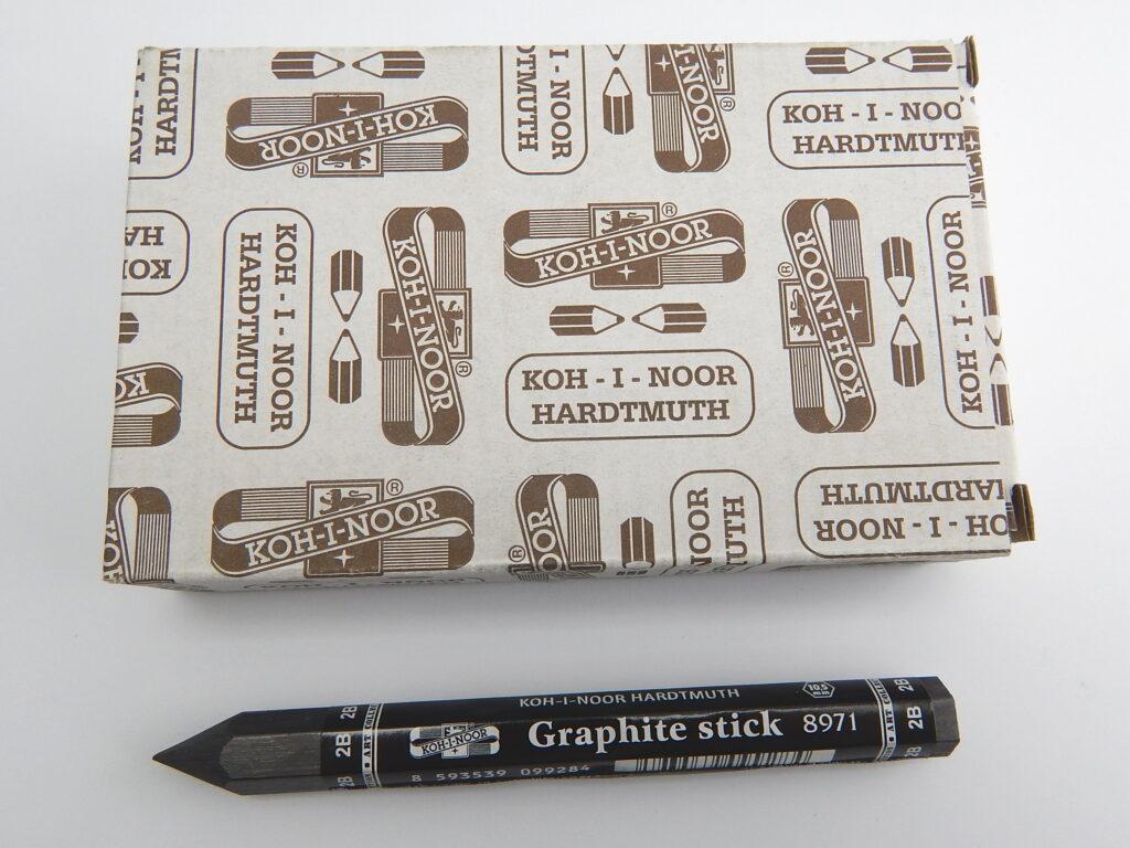 Tužka 8971 2B grafitová v laku