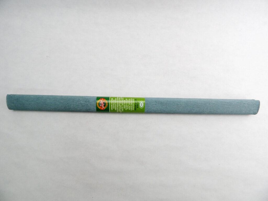 Papír krepový 9755/27 šedý
