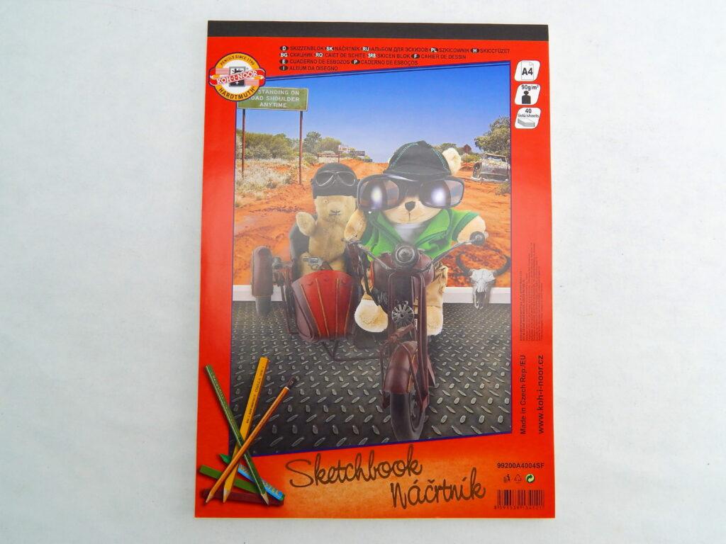 Náčrtník 9920 A4 40 listů 90g