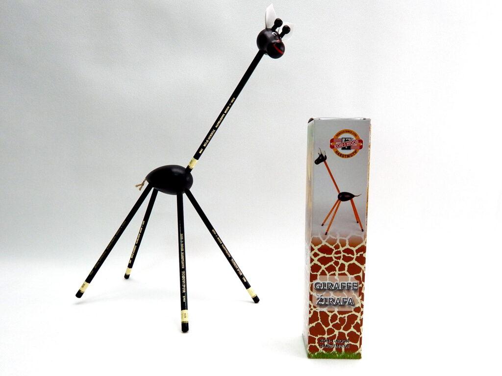 Žirafa 9960 černá