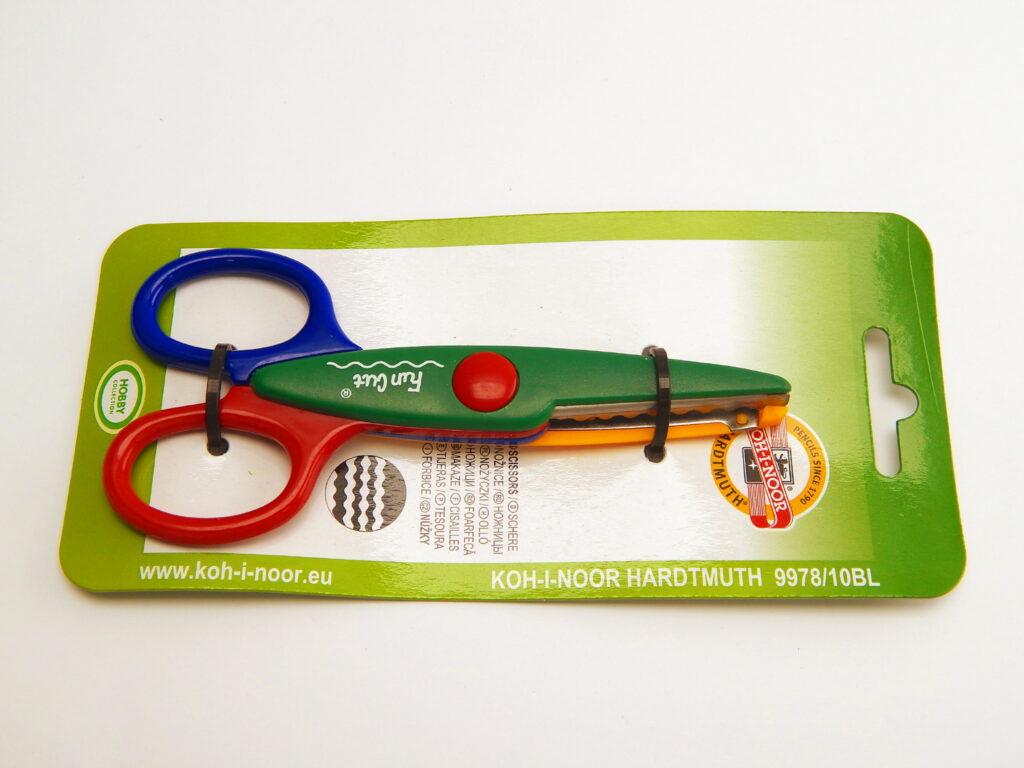 Nůžky 997810 13.5cm dekorační /CP22/
