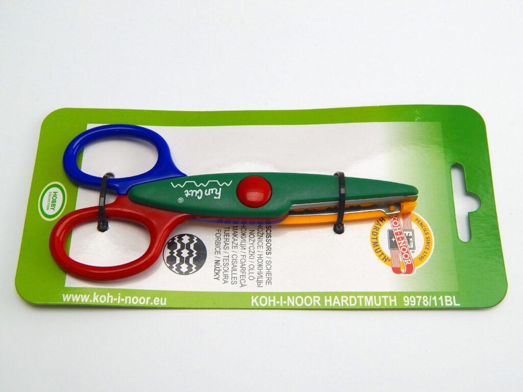 Nůžky 997811 12.7cm dekorační /CP29/